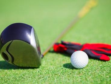 Virtual Golf Experience - One ($25) or Two Hours ($49) for Up to Six People at The Golf Spot (Up to $90 Value)