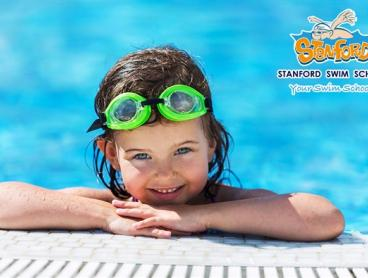 Kids' Swimming Lessons Package
