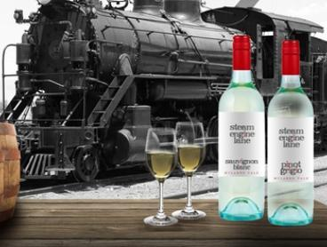 $69 for a Case of Steam Engine Lane McLaren Vale Sauv Blanc or Pinot Grigio Wines (Don't Pay $294)