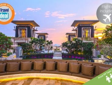 Bali: From $799 Per Person for Seven-Night Getaway with Flights and Dinner at 5* The Sakala Resort Bali