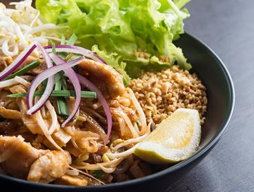 Authentic Thai Feast with Wine in Coogee is Just $39 for Two People or $75 for Four People (Valued Up To $154.80)