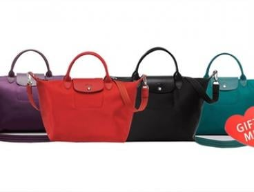 $199 for a Longchamp Le Pliage Neo Medium Handbag