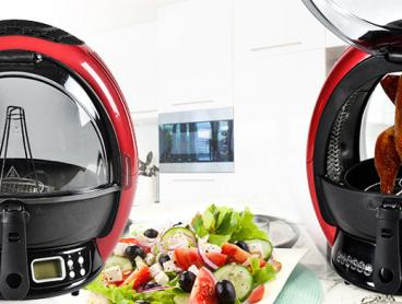 Make Healthier Meals at the Touch of a Button! Only $179 for This 1500W Multifunctional Air Fryer, Designed to Roast, Saute, Grill and Fry. This Fantastic Appliance Uses Little Oil, So You Can Be Sure of Healthier, Cleaner Dishes