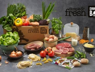 Aussie Farmers Direct: from $49.50 for a Simple & Fresh Dinner Box with Four Meals (Up to $149 Value)