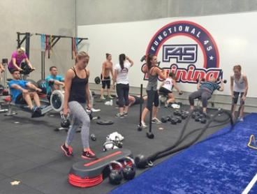 Four-Week F45 Training for One ($19) or Two People ($35) at F45 Training, Castle Hill (Up to $528 Value)