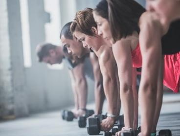 Unlimited Two-Week Group Fitness Classes for One ($9) or Two People ($15) at Beyond Fitness (Up to $192 Value)