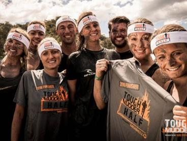 Tough Mudder Half Entry + T-Shirt for One ($79), Two ($149), Four ($289) or Eight People ($554) (Up to $792 Value)
