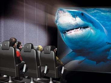 Interactive Virtual Reality Experience for One ($7.50), Two ($15) or Four ($28) at 9D Action Cinemas (Up to $60 Value)