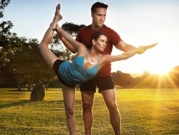 $39 for One-Month Unlimited Hot Yoga for One Person at Fire Shaper, Mudgeeraba (Up to $89 Value)