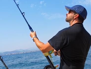 Half-Day Fishing Adventure from Just $49 for One Person, Or Enjoy a Private Charter Cruise for Up to 12 People for $499 (Valued Up To $1,000)