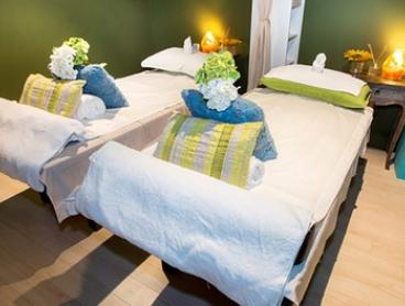 Pamper Package with Hot Oil or Hot Stone for 1 ($99) or 2 People ($197) at Bondi Thai Massage and Spa (Up to $378 Value)
