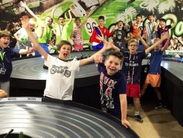 $129 for One-Hour of Slot Car Racing for 10 People at Race Party (Up to $250 Value)
