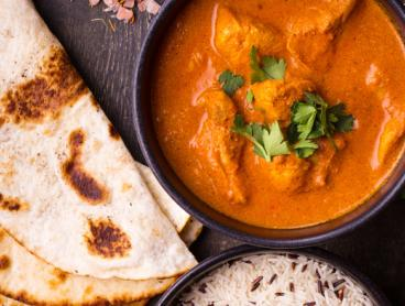 Hearty Indian Feast including Desserts and Drinks, Just $29 for Two People of $55 for Four (Valued Up To $145.20)