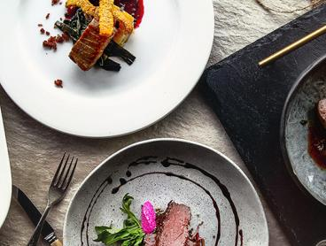 Degustation at Chef-Hatted Restaurant for Two or Four. Enjoy Five Courses from $129, Seven Courses from $149 or Nine Courses from $169 - Includes French Champagne (Valued Up To $636)