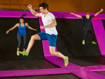 Two-Hour Trampoline Group Session - 10 ($189), 20 ($349) or 30 People ($479) at Flip Out, Derrimut (Up to $1,155 Value)