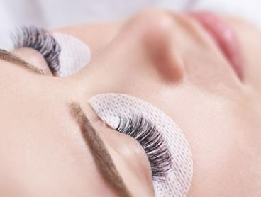 Eyelash Extensions ($45) Plus Eyebrow Shape ($55) at Wild FX Beauty