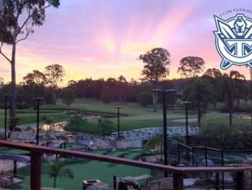 18-Hole Mini Golf for Up to Eight People ($59) at Club Parkwood, Home of The Gold Coast Titans (Up to $128 Value)