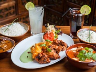 Dinner for Two People: Two ($34) or Three Courses ($44) at Lemon Chillies (Up to $81.30 Value)