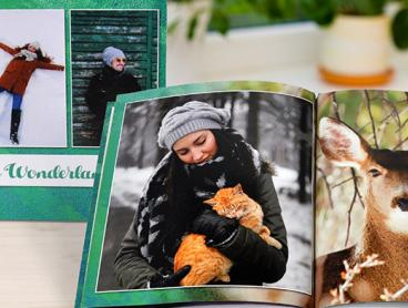 Preserve Your Memories with a Personalised Photobook. Choose from a Range of Sizes Starting from Just $5 for a 24-Page Photobook (Valued Up To $221.95)