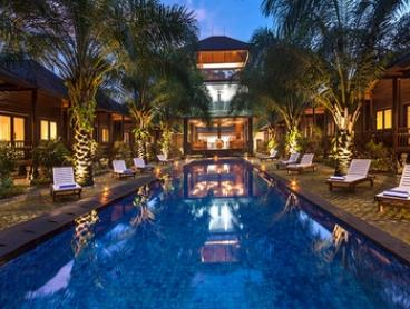 Lombok: Up to 7 Nights for Two with Breakfast, Welcome Drink, Transfer; with Option for Extras at Coconut Boutique Resor