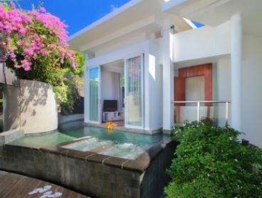 Bali, Seminyak: Up to Seven Nights for Two with Breakfast and Welcome Drink at Taman Mesari Villas Seminyak
