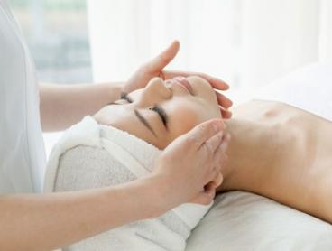 Microdermabrasion + Mini Massage ($29) or $49 to Add Back Treatments at Beauty and Fitness Healthland (Up to $228 Value)