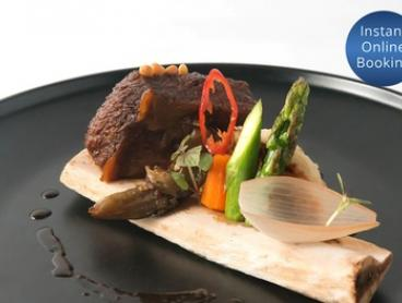 Five ($79), Seven ($109) or Nine-Course Degustation ($129) for Two People at J's Atelier (Up to $258 Value)
