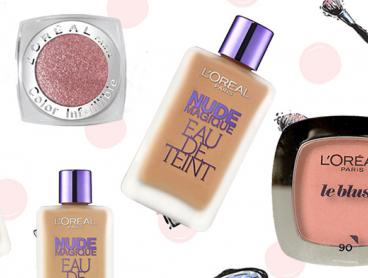 Highlight Your Natural Beauty with Essentials Collection from L'Oreal. From $19