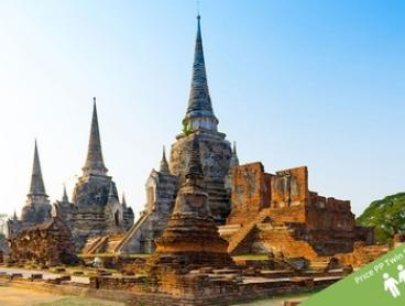 Thailand: $679 Per Person for an Eight-Day Tour with Accommodation, Transfers and Meals with Destination Services