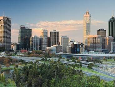 Perth: 2-7 Night CBD Getaway in a One-Bedroom Apartment with Late Checkout at Mountway Holiday Apartments