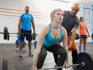 One-Month Crossfit Membership for One ($29) or Two People ($55) at CrossFit Infinitum (Up to $480 Value)