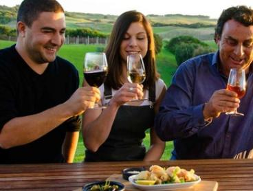 From $99 for a Personal Luxury Wine Tour plus Gourmet Lunch with Peninsula Wine Tours (From $190 Value)