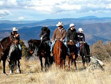 Only $299 Per Person for a Full-Day Guided Horseback Tour Complete with Two Nights of Luxury in a Self-Contained High Country Lodge or Homestead (Value $765)