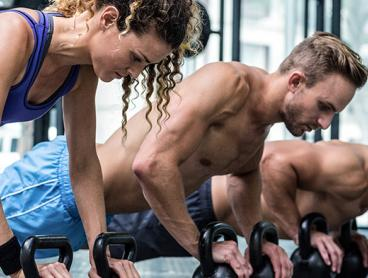 Four Weeks of Unlimited F45 Group Training, Only $19 for One Person, $29 for Two People, or $39 for Three People (Valued Up To $792)