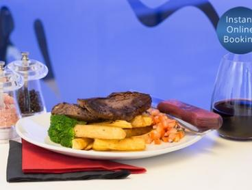 44% off Lunch at A'Caverna Restaurant - Hay St