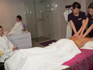 110-Minute Pamper Package for One ($99) or Two People ($197) at Nice Relaxing Thai Massage and Spa (Up to $368 Value)