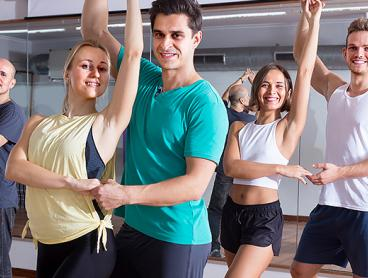 Five Weeks of Group Dance Classes for Beginners: $19 for One Person or $35 for Two People. Choose From 11 Dance Styles (Valued Up To $200)