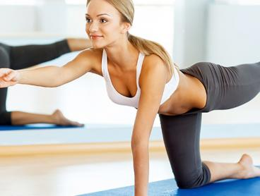 Manage Your Weight and Embrace a Healthier Lifestyle with an Online Yoga Challenge Course for $25 (Value $215.76)