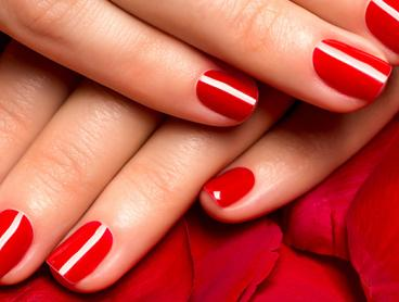 Deluxe Bio Sculpture Gel Manicure Including a Hand Massage for $49 (Value $105)