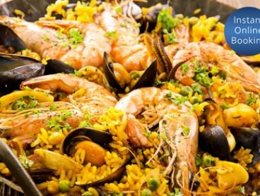 $55 for $100 to Spend on Spanish Cuisine and Drinks for Minimum 2 People at Iberico - Newtown