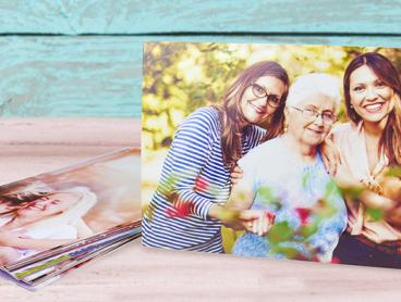 """Set of Classic Photo Prints - Get 100 4x6"""" Prints for $6 or 100 5x7"""" Prints for $15 (Valued Up To $96)"""