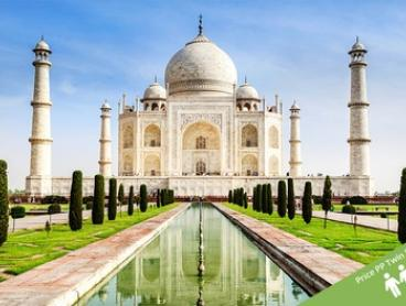 India: From $1,690 Per Person for a Nine-Night Wildlife Tour with Accommodation and Meals with GeTS Holidays
