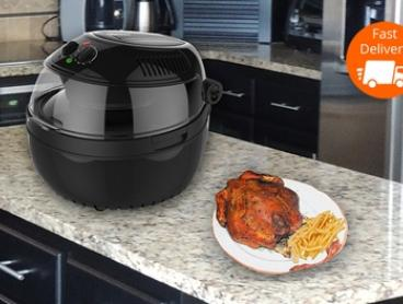 $99.95 for a 10L Multiple-Function Air Fryer (Don't Pay $449)