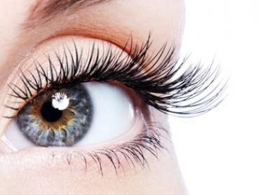 $35 Full Set of Silk Eyelash Extensions, or $59 with a Gel Manicure at Aviva Beauty, Varsity Lakes (Up to $120 Value)
