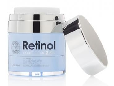 $39.95 for a Passport to Organics Retinol 2.5% High Potency Anti-Aging Cream 50ml (Don't Pay $164.89)