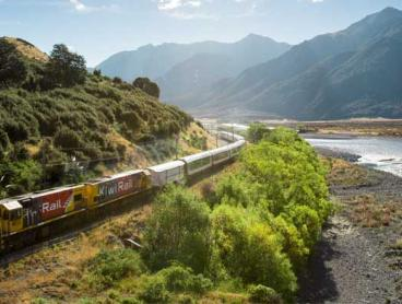 $562 for a TranzAlpine Return Rail Trip from Christchurch for 2 incl. 1 Night's Accomm at Kingsgate Hotel with Cooked Breakfast & Activity Tour (Choose from 4 Options). Options Available for 2 Nights in a Classic, Executive or Deluxe Holiday House for 4-8ppl incl. Vehicle Hire + Entry to Glacier Hot Pools & More from Gold Coast NZ Tours (Value Up To $8,282.08)