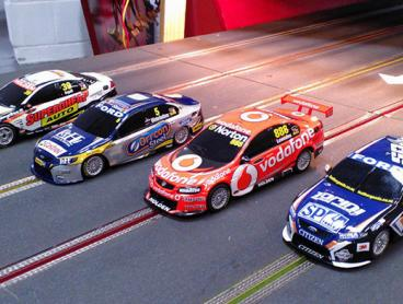 Slot Car Racing Experiences: $19 for a One-Hour Pass for Two People, $89 for a Party Package for Eight People or $129 for 12 People (Valued Up To $264)