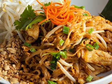 Five-Dish Thai Banquet with a Soft Drink per Person is Just $29 for Two People, $57 for Four People, or $85 for Six (Valued Up To $199.65)
