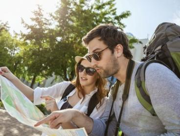 Self-Guided Scavenger Hunt for Two ($30) or Six People ($90) with Big City Hunt, 10 Locations (Up to $180 Value)