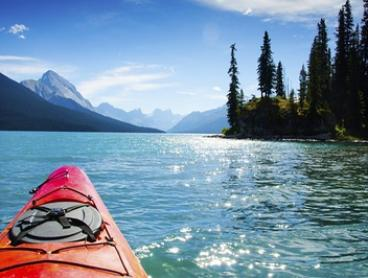 Kayak Paddle Pass for Two ($67), Four ($129) or Six People ($189) with Rivergods Paddle Adventures (Up to $540 Value)